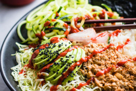 Safe Catch Tuna Sushi Bowl