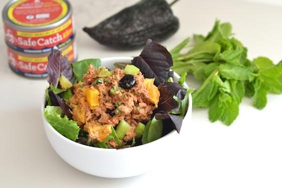 habanero-mint-salad