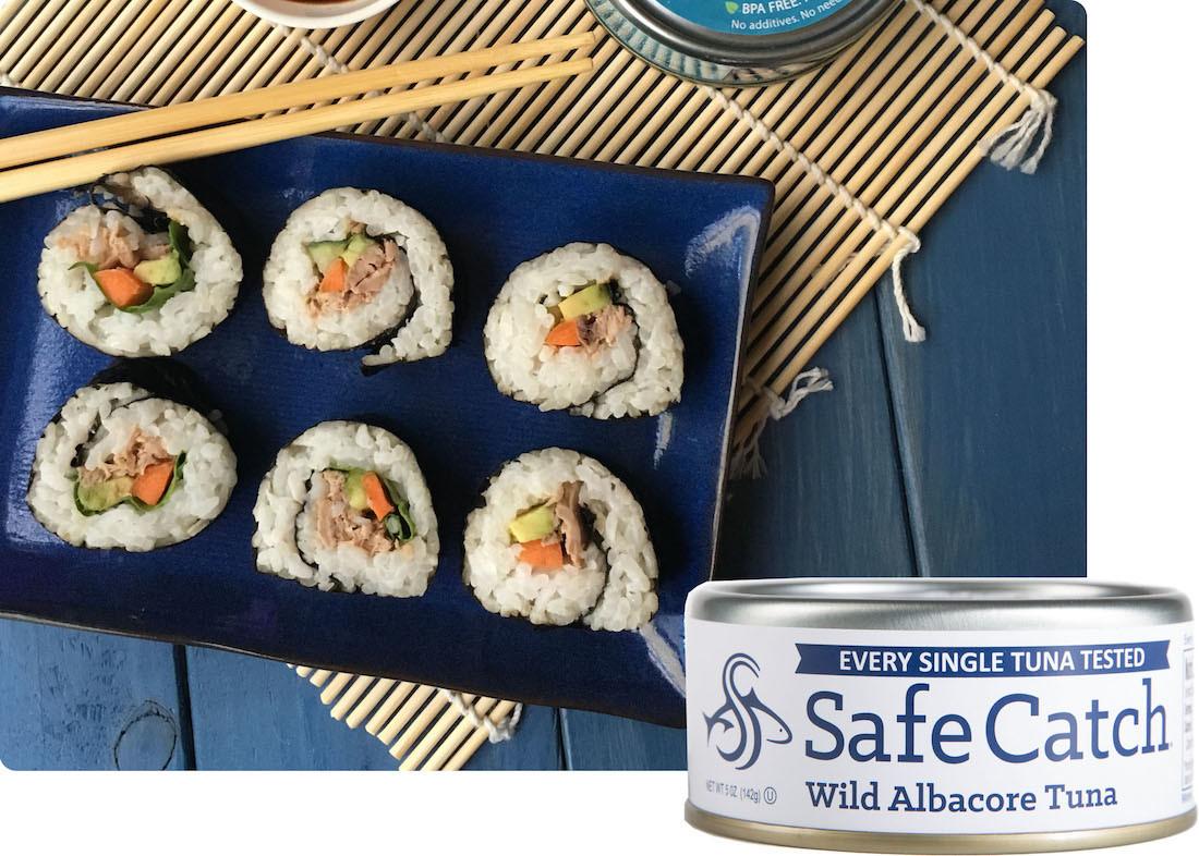 Safe Catch Albacore Tuna 12 pack box