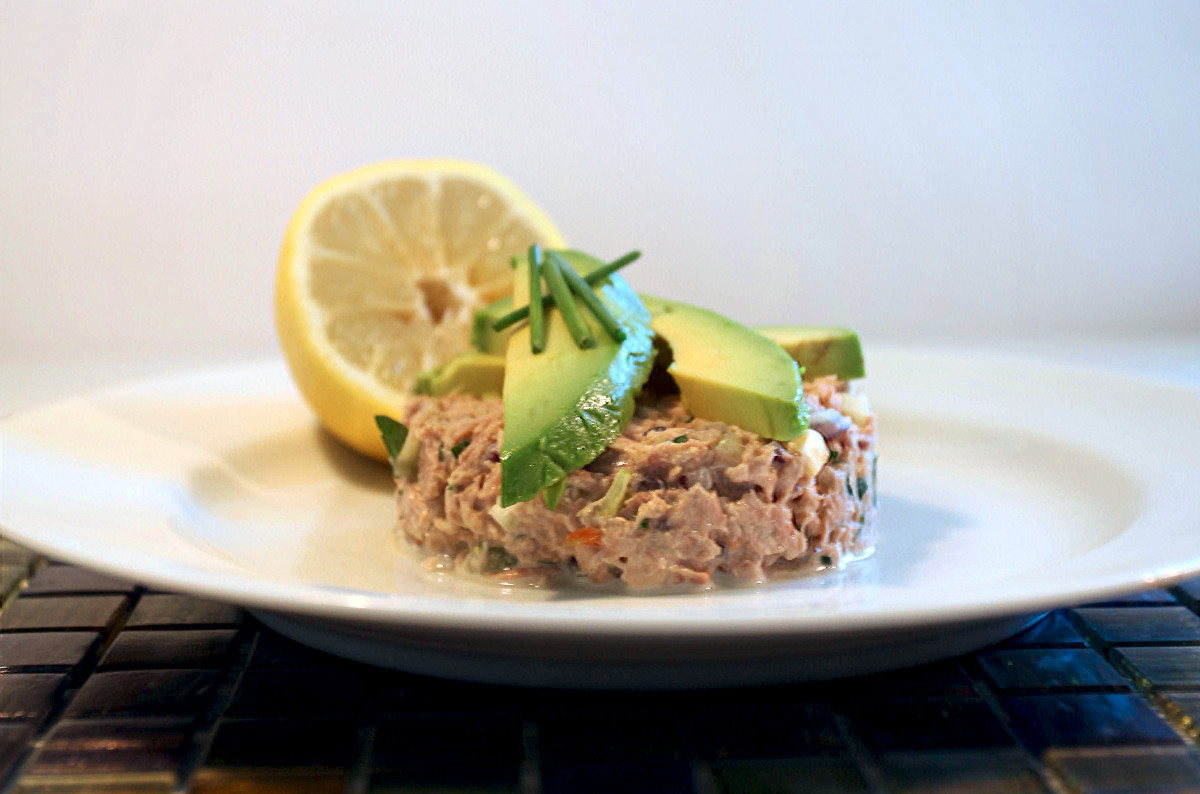 tuna recipe - tuna salad