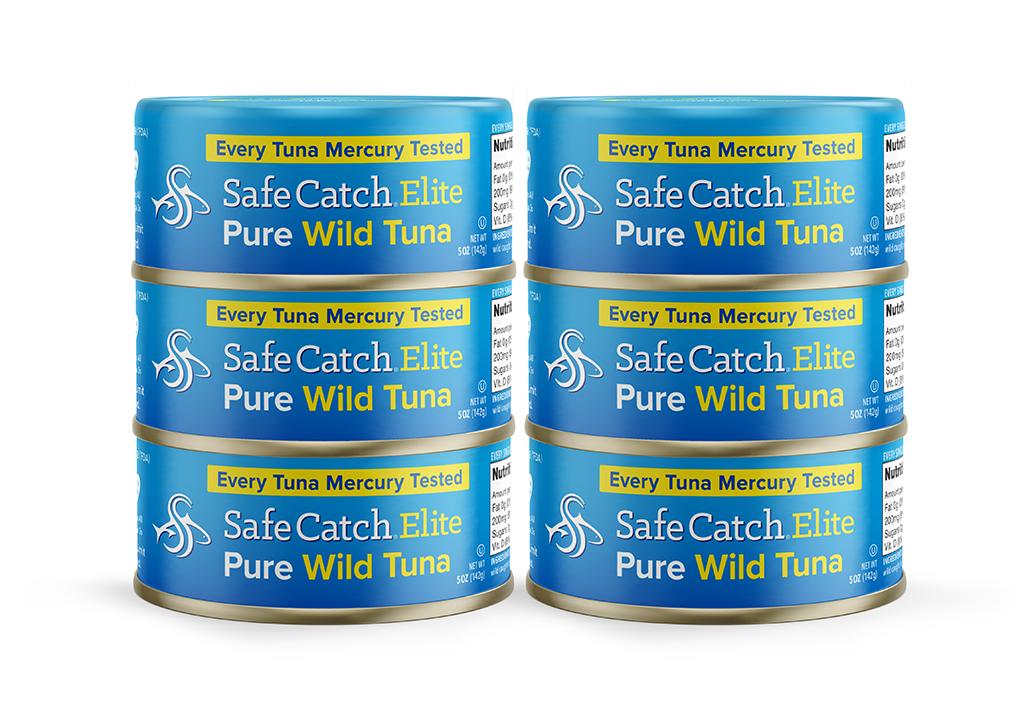 Safe Catch Elite Canned Tuna - The