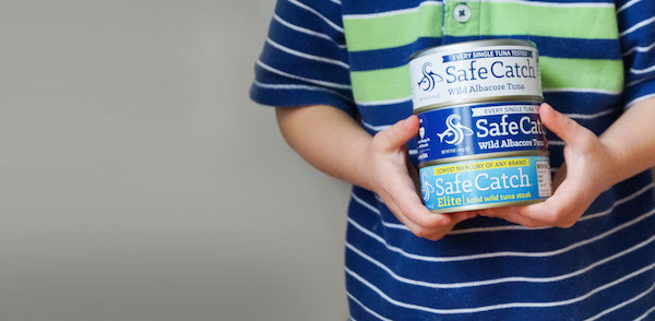 Safe Catch Elite tuna made for kids mobile