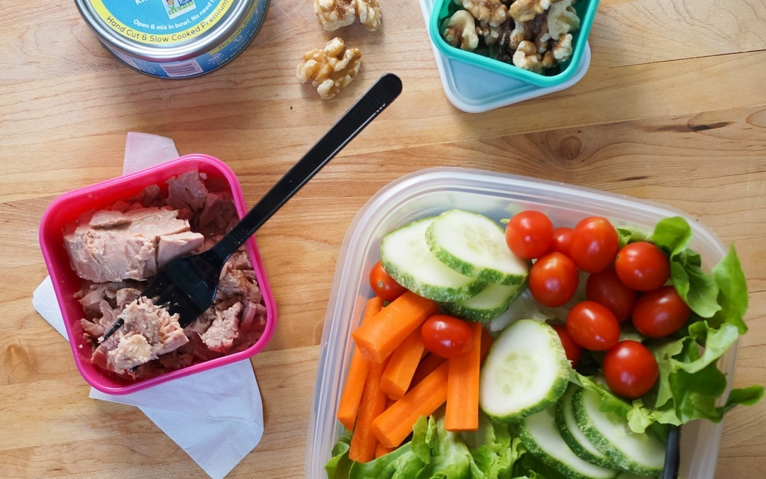school lunch foods to improve focus