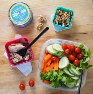 school lunch foods to improve focus