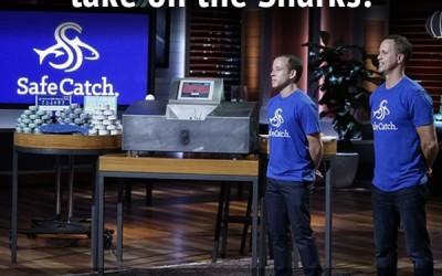 See Safe Catch on Shark Tank!