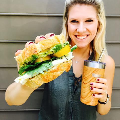 Lex Phillips Certified Health Coach and Food Blogger