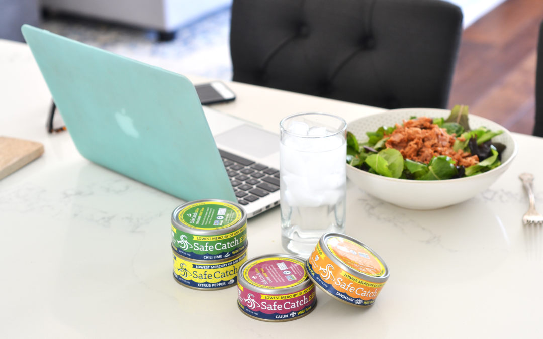 The Perfect Dorm Snack – Safe Catch Elite Tuna