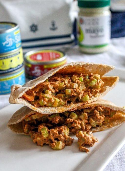 Habanero Mint Tuna Power Bowl recipe image