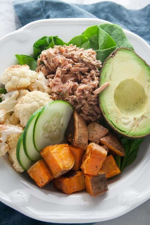 apple harvest-tuna-salad