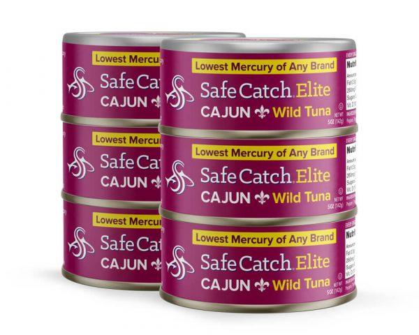 Elite Wild Tuna Cajun Can Stack