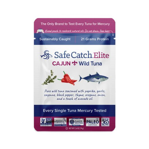 Elite Wild Tuna Cajun Pouch Front