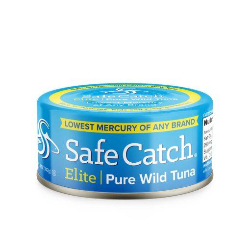 Elite Wild Tuna Can Front