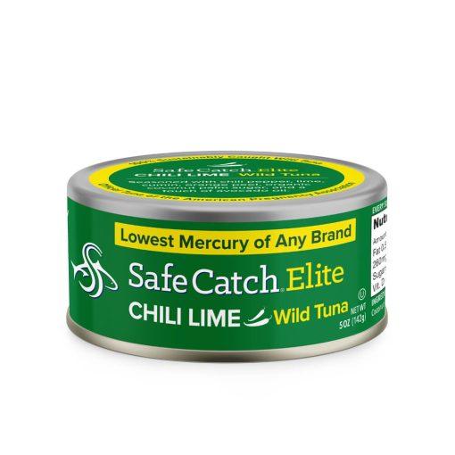 Elite Wild Tuna Chili Lime Can Front