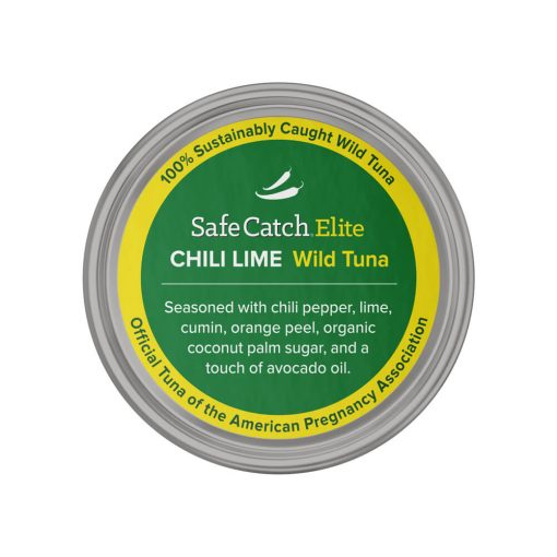 Elite Wild Tuna Chili Lime Can Top