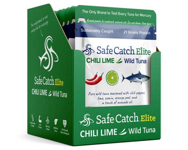 Elite Wild Tuna Chili Lime Pouch Caddy