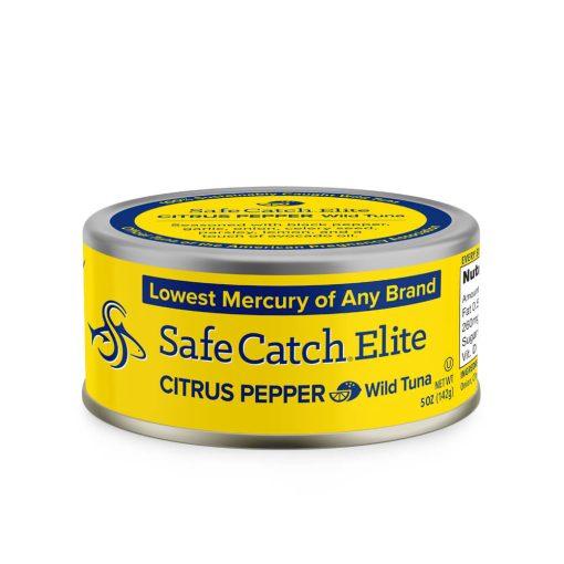 Elite Wild Tuna Citrus Pepper Can Front