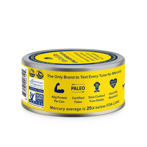 Elite Wild Tuna Citrus Pepper Can Lockups