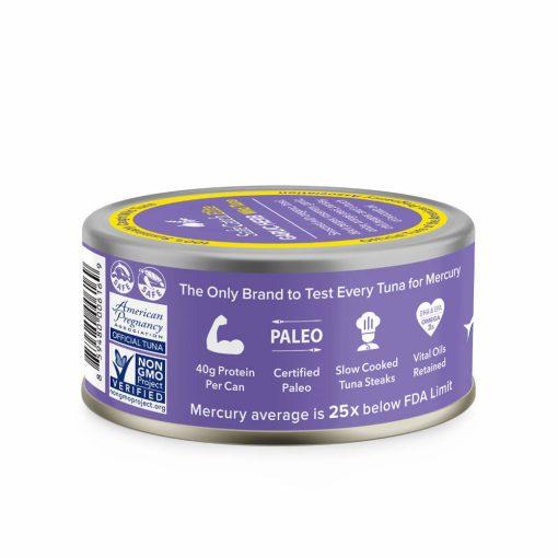 Elite Wild Tuna Garlic Herb Can Lockups