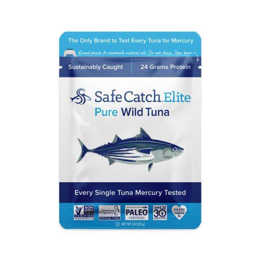 Elite Wild Tuna Pouch Front