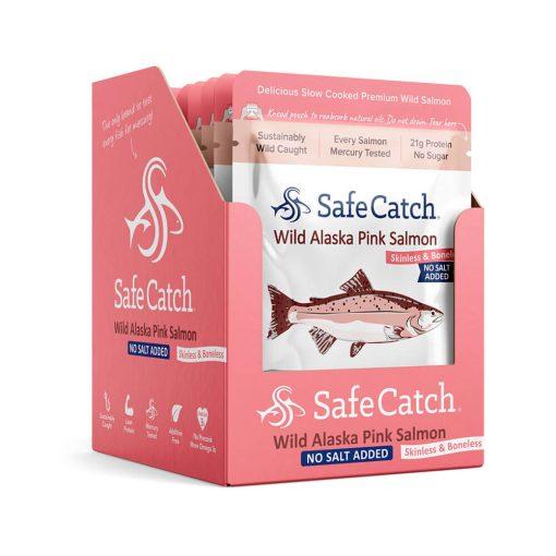 No Salt Added Wild Salmon Caddy