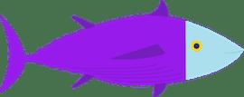 Higher Mercury Tuna Illustration