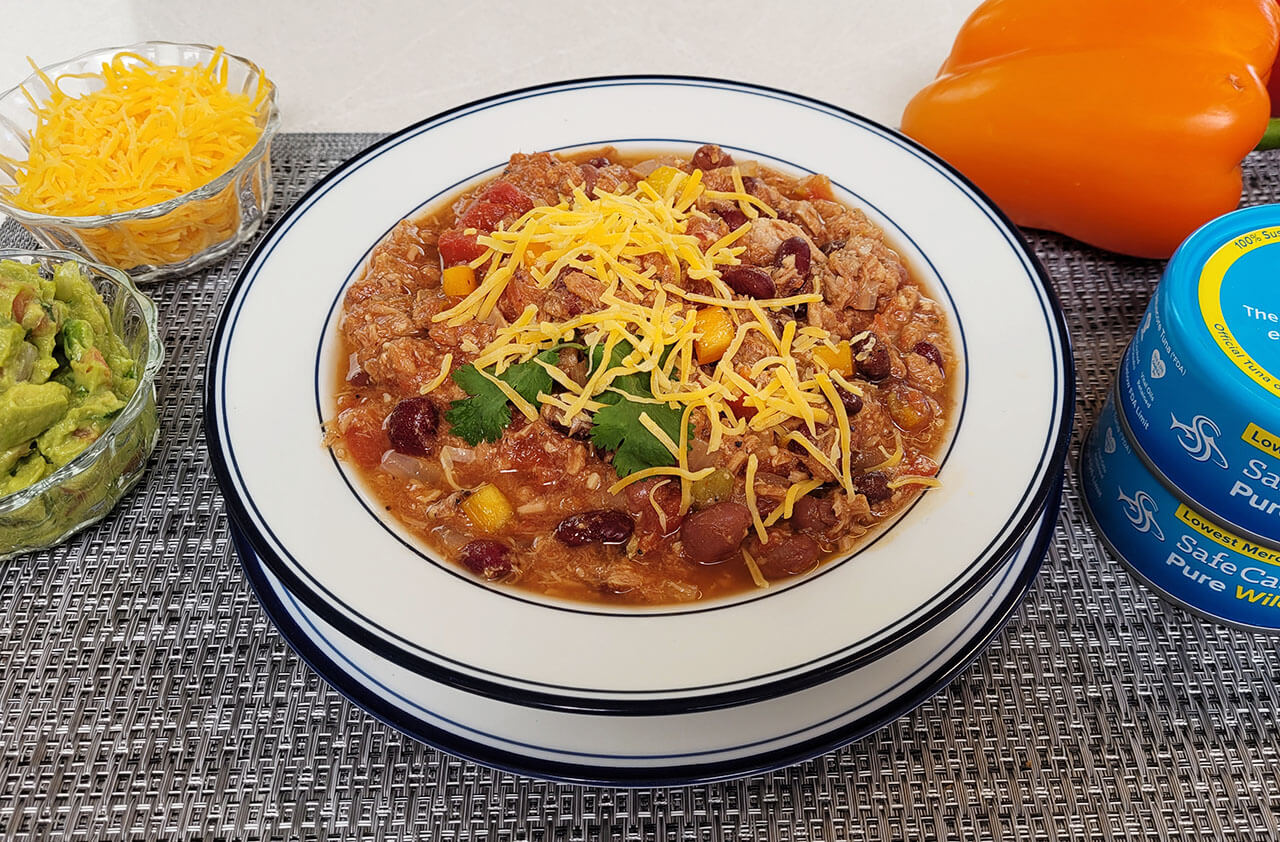 Tuna Chili Recipe