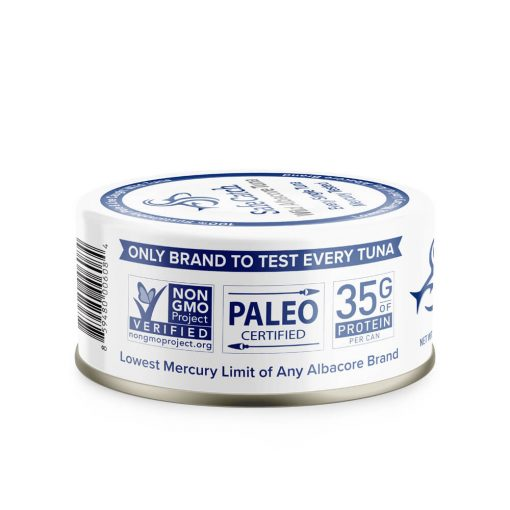 Wild Albacore Tuna Can Lockups UPC